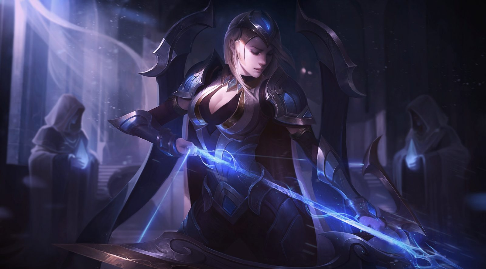 Championship Ashe | Buy League of Legends Rare Skin - SmurfMania.com