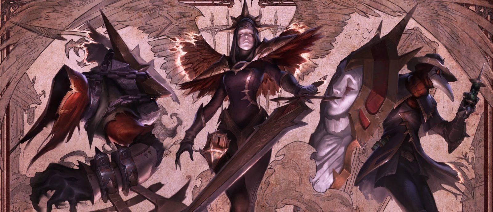 Iron Inquisitor Kayle | Buy League of Legends Skin - SmurfMania.com