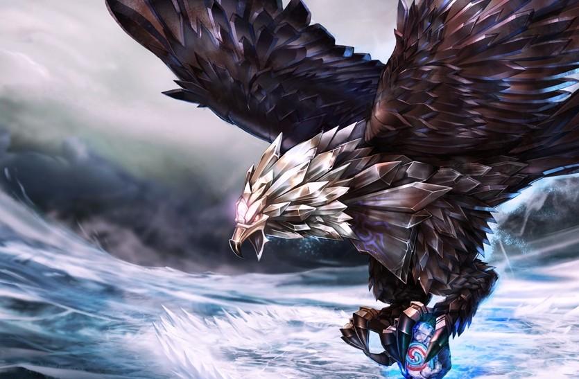 Bird of Prey Anivia Skin