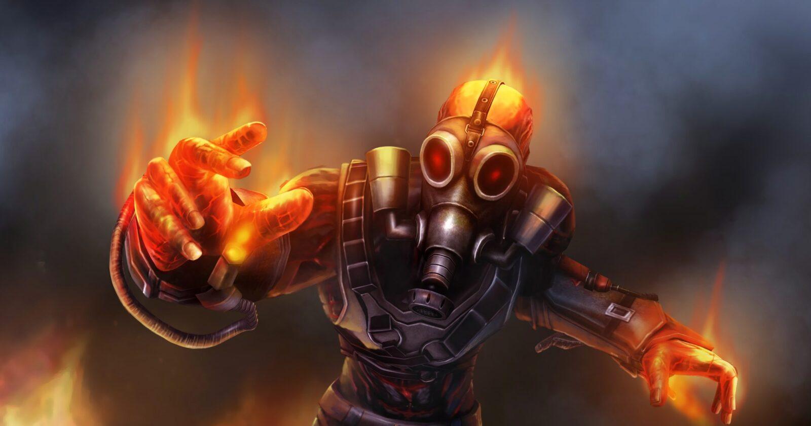Apocalyptic Brand - Buy League of Legends Skin | SmurfMania.com