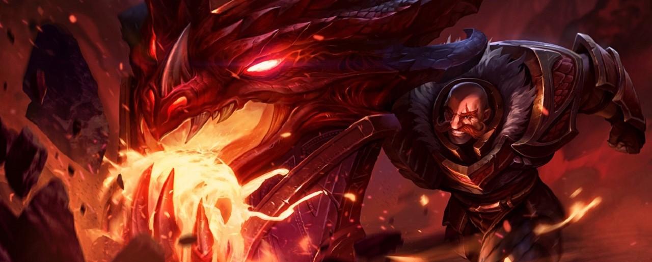 Dragonslayer Braum - Buy League of Legends Skin | SmurfMania.com