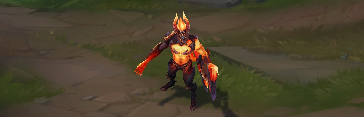Infernal Varus - Buy League of Legends Skin | SmurfMania.com