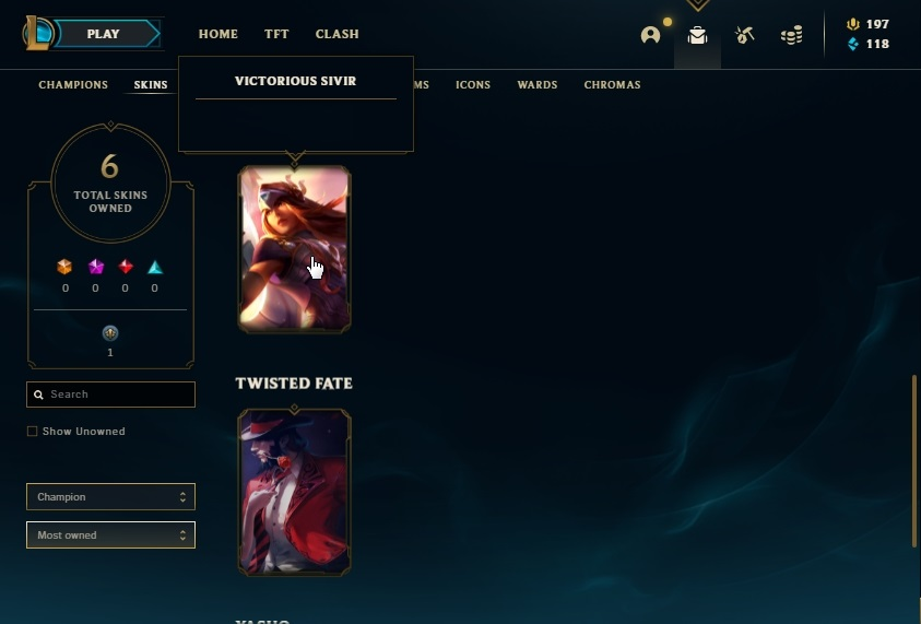 EUROPE WEST ACCOUNT