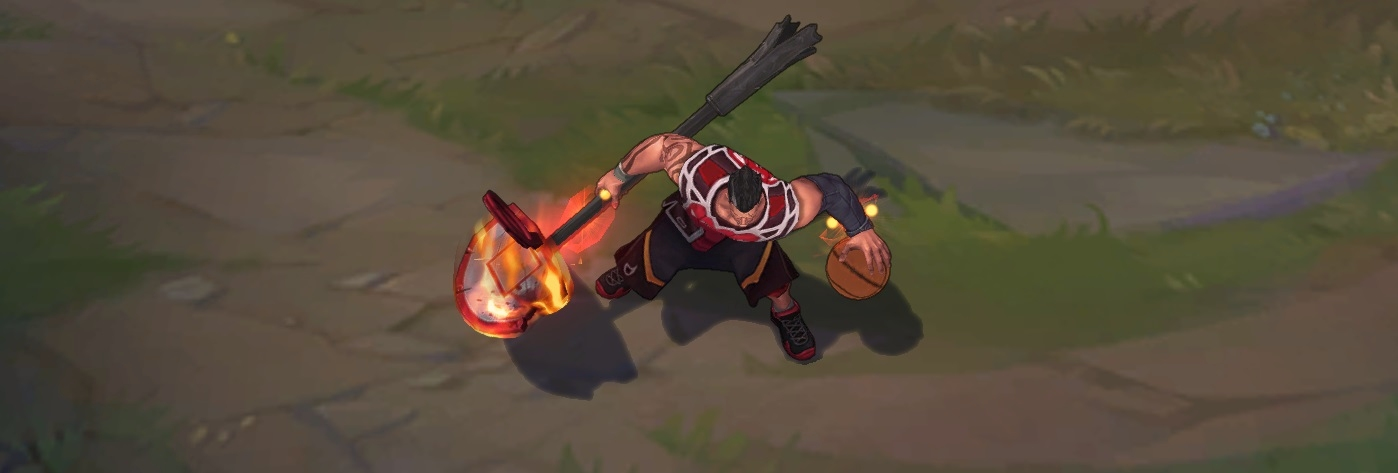 Dunkmaster Darius - Buy League of Legends Skin | SmurfMania.com