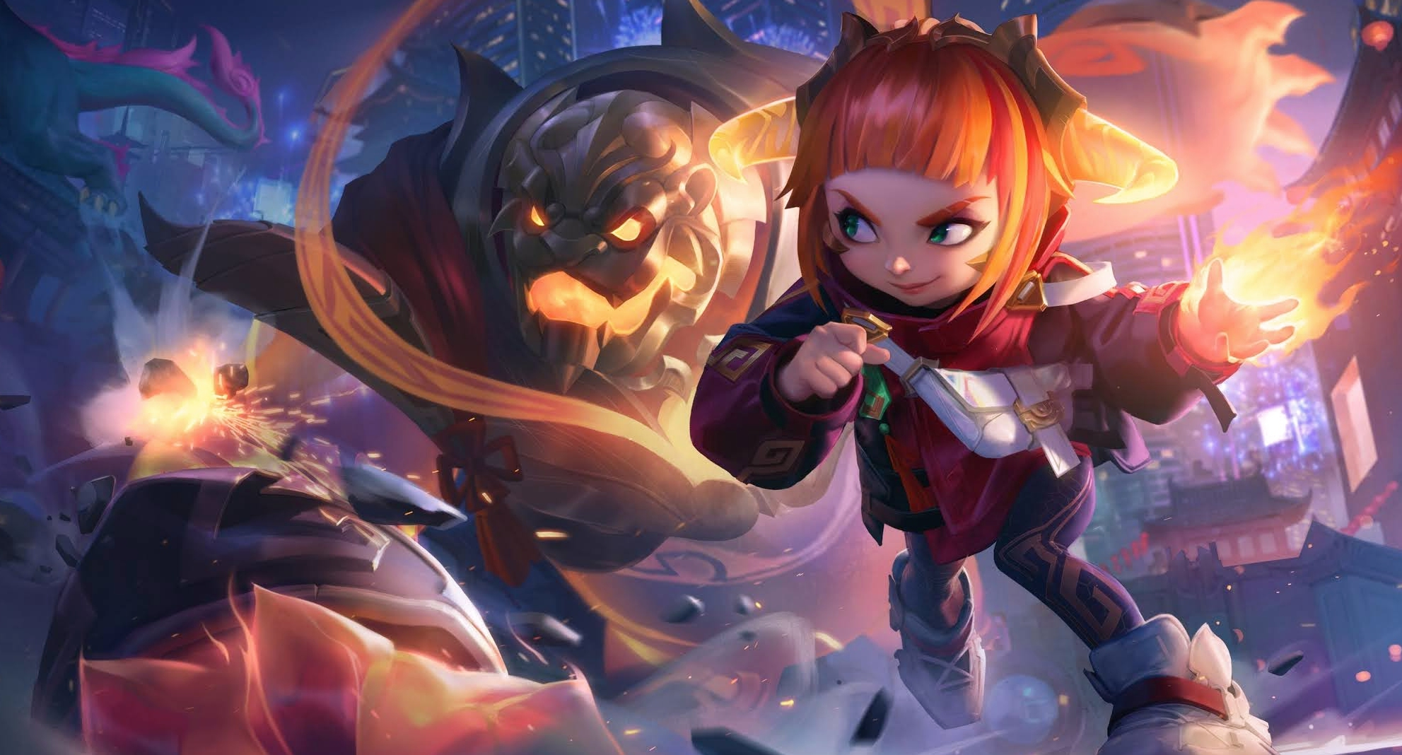 Lunar Beast Annie – Buy League of Legends Skin | SmurfMania.com