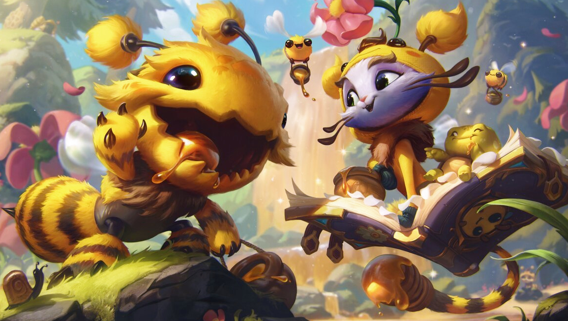 Yuubee – Buy League of Legends Skin | SmurfMania.com